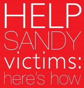 help-sandy-victims